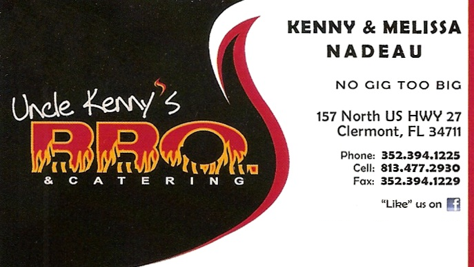 Uncle Kennys BBQ