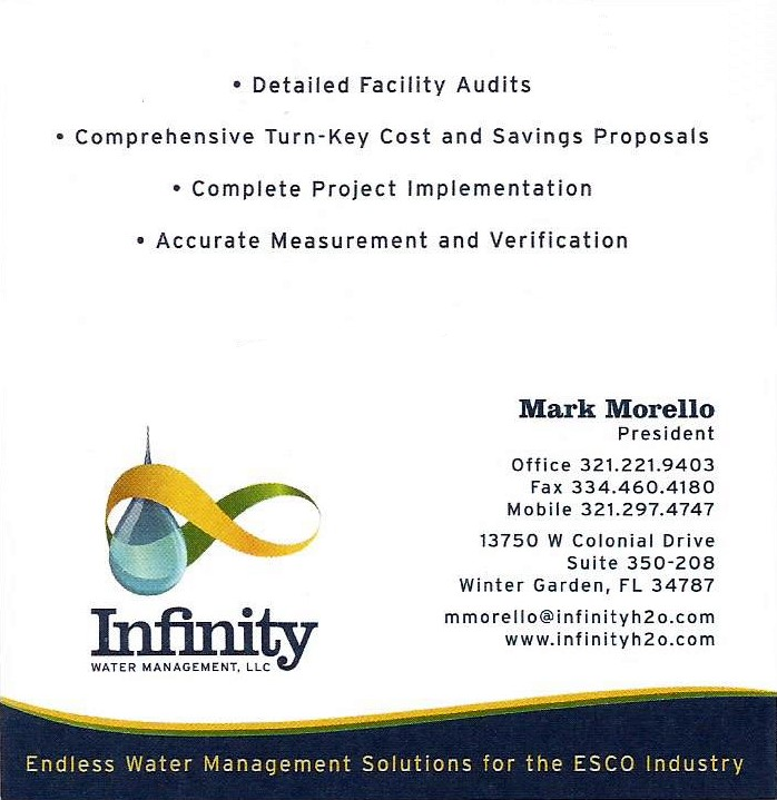 Infinity Water Management