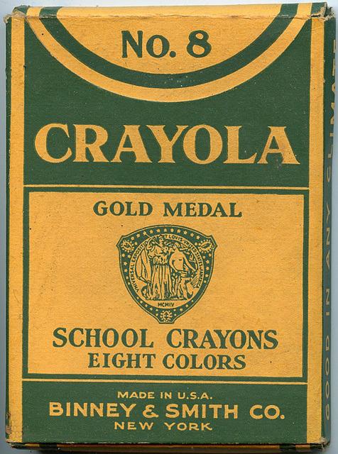 crayola school crayons