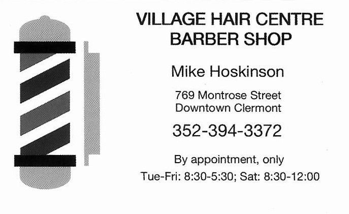 Village Hair Centre Barber Shop