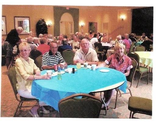 10 Pot Luck Dinner Aug 15, 2002