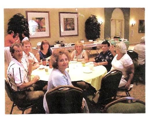 11 Pot Luck Dinner Aug 15, 2002