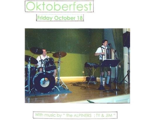 15 Oktoberfest Oct 18 2002