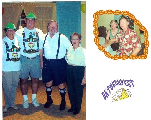 16 Oktoberfest Oct 18 2002