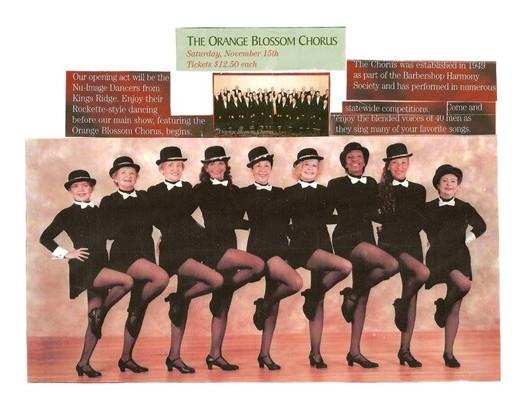 193 Orange Blossom Chorus 11-15-2003