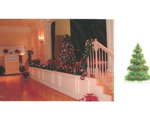 194 Holiday Party Decorations 12-12-2003
