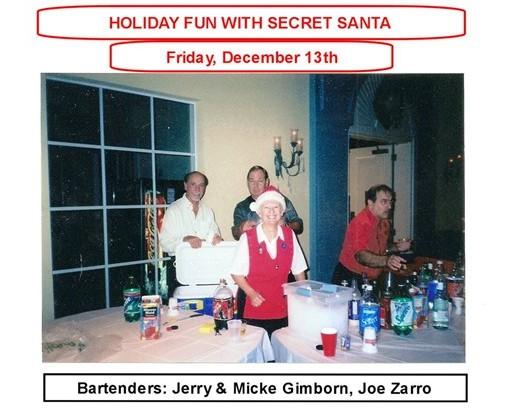 20 Secret Santa Dec 13 2002