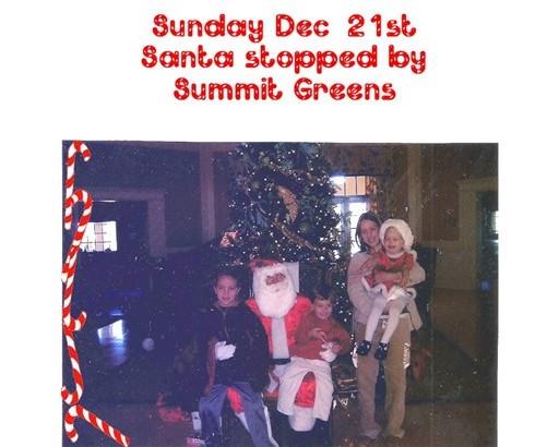 203 Santa Stopped By 12-21-2003