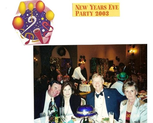 205 New Year's Eve 12-31-2003