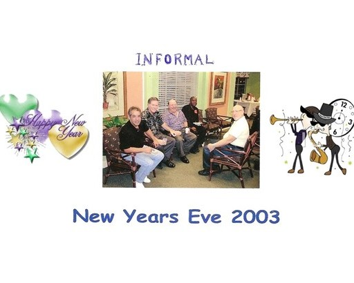 220 Informal New Year's Eve 12-31-2003