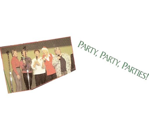 25 Party, Party, Party