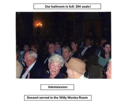 54 Ballroom Filled to Capacity