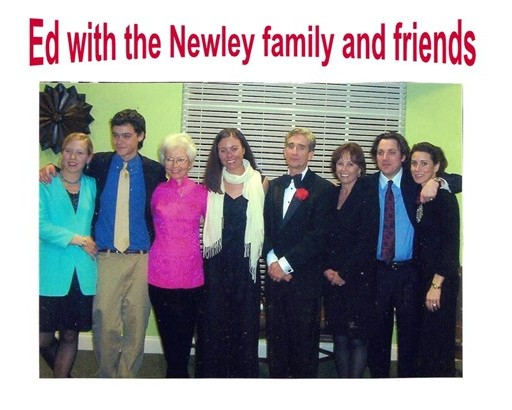 56 Newley Family and Friend