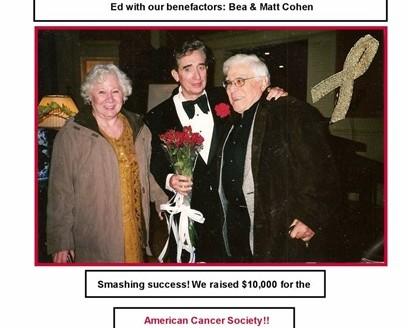 56a Ed with Bea & Matt Cohen