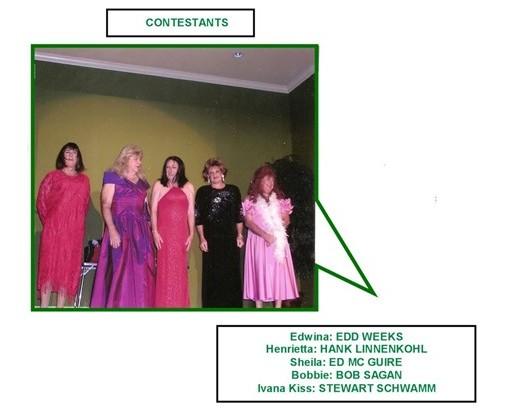 61 Miss Summit Greens Contestants