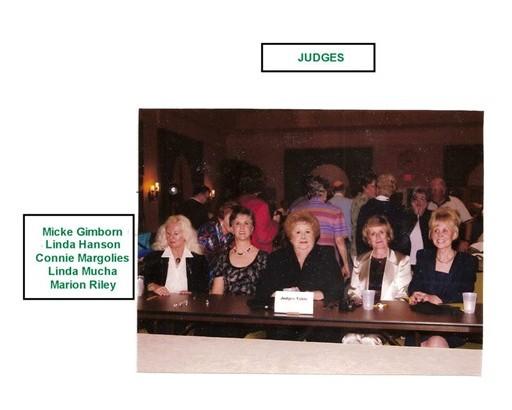 62 Miss Summit Greens Judges