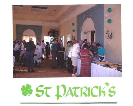 63 St. Patrick's 3-15-03