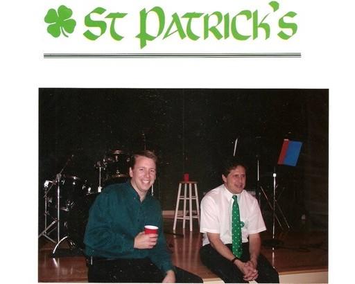 64 St. Patrick's 3-15-03