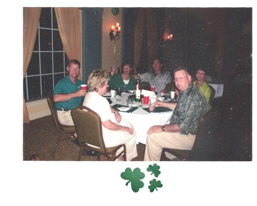 70 St. Patrick's 3-15-03