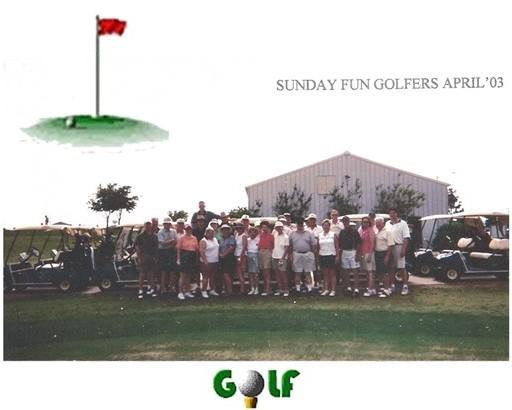75 Sunday Fun Golf