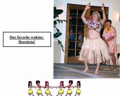 75b Wahine Henrietta