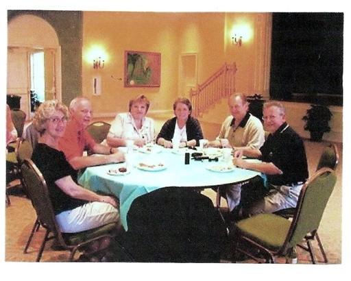 8 Pot Luck Dinner Aug 15, 2002