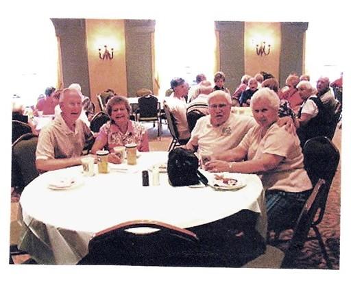 9 Pot Luck Dinner Aug 15, 2002
